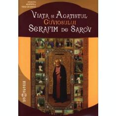 Viața și acatistul Cuviosului Serafim de Sarov