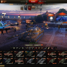 Cont WORLD of TANKS