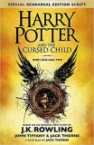 HARRY POTTER AND THE CURSED CHILD - J.K. ROWLING cARTE IN LIMBA ENGLEZA)