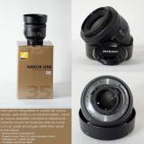 Obiectiv Nikon 30mm f1.8