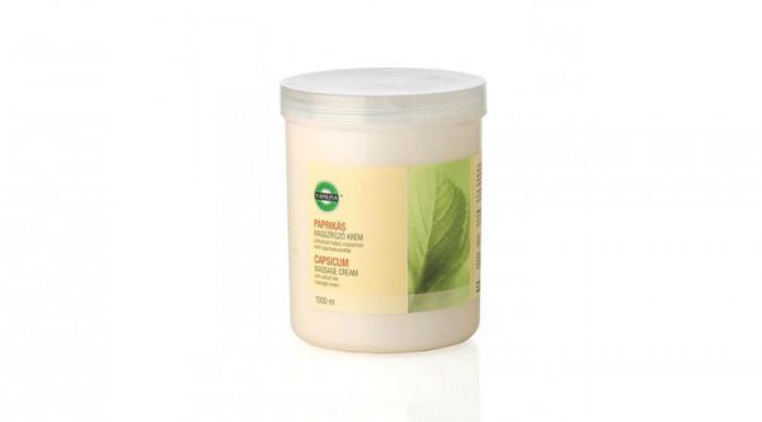 Crema de masaj Anticelulitica cu Ardei Iute (PAPRIKA) - Yamuna