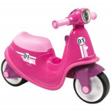 Cumpara ieftin Scuter Scooter Ride-On Roz, Smoby