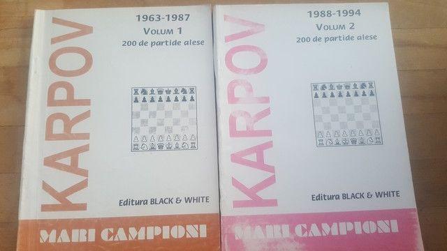 Mari campioni 1, 2 - Karpov