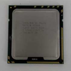 Procesor server Intel Xeon Quad Core E5630 2.53Ghz SLBVB LGA 1366