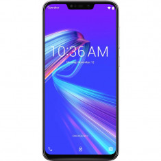 Smartphone Asus ZenFone Max M2 ZB633KL 32GB 4GB RAM Dual Sim 4G Silver, Argintiu, Neblocat
