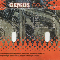 Caseta  Genius - Co2 , originala, holograma