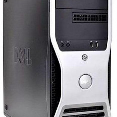 Calculator Sistem PC Refurbished Dell Precision T5500 Tower (Procesor Intel® Xeon™ X5675 (12M Cache, up to 3.46 GHz), Westmere EP, 24GB, 2TB HDD, nVid