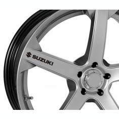 Stickere auto jante - Suzuki (set 4 buc.)