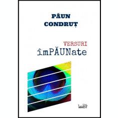 carte pdf |Versuri împăunate - Păun Condruț | Ebook