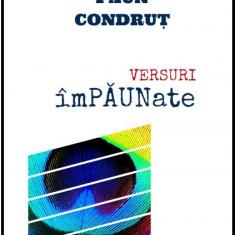 carte pdf  Versuri împăunate - Păun Condruț   Ebook