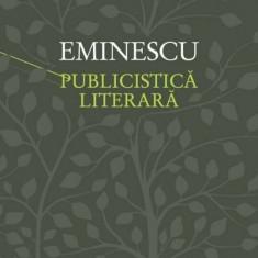 Publicistica literara/Mihai Eminescu, Humanitas