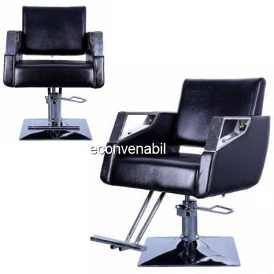 Scaune Salon Coafura.Scaun Profesional Frizerie Coafor Reglabil Dotari Salon Koln B41