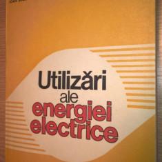 Utilizari ale energiei electrice - Ioan Sora s.a. (Editura Facla, 1983)
