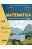 Matematica M1 - Clasa 12 - Manual - Ion D. Ion, Eugen Campu