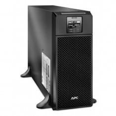 Ups apc smart-ups srt online cu dubla-conversie 6000va/6000w 6 conectoric13 4 conectori c19 extended runtime