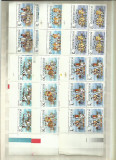 Romania MNH 1986 - Obiceiuri folclorice romanesti de Anul Nou - LP 1172 X6, Nestampilat