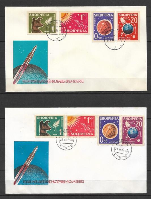 Albania 1962 (valoare de catalog 116 euro)