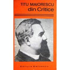 Din critice (Eminescu)