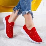 Pantofi sport Taruni rosii -rl