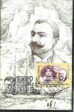 Ilustrata maxima, personalitati, explorator, biospeolog Emil Racovita