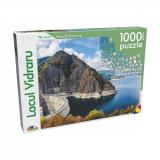 Puzzle clasic Noriel - Lacul Vidraru, 1000 piese