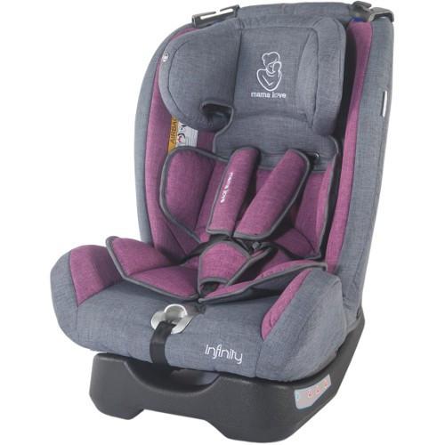 Scaun Auto Infinty Violet, 0 - 36 kg