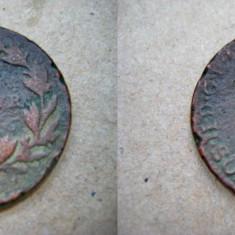 A654-I-3 Monede vechi Kreuzer circulate in Ardeal Imperiul austriac bronz.