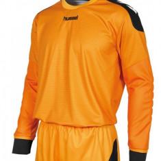 Hummel Bluza XL sport maneca lunga   portocaliu/negru produs original nou