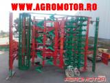 Agro-Masz AUC40H Compactor De 3 metri cu dublu crosskill
