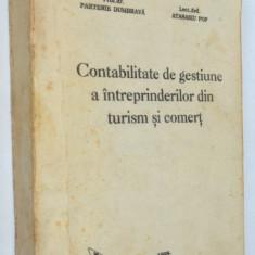 Contabilitate de gestiune a intreprinderilor din turism si comert 1995