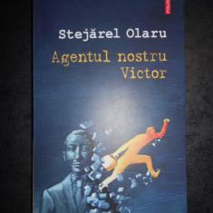 STEJAREL OLARU - AGENTUL NOSTRU VICTOR (2018)