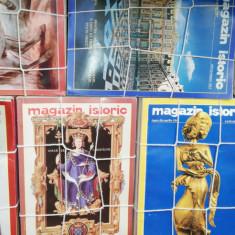 Colecție completă Magazin Istoric 1969 - 2015