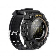 Ceas smartwatch RegalSmart EX16S-181 Sport BT 4.0, heart rate, monitor fitness,...
