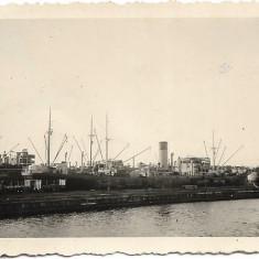 Fotografie nava de razboi germana al doilea razboi mondial