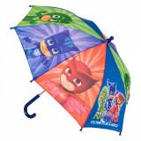 Umbrela pentru copii, model pj masks, 57 cm, multicolor