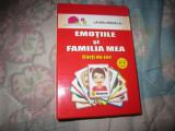 carti de joc educative emotiile si familia mea g 1