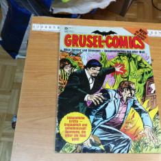 Comic Grusel - Comics Nr. 4, Condor germana