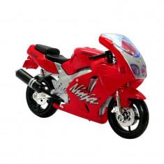 Motocicleta Kawasaki Ninja ZX-7R BBURAGO