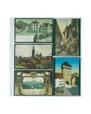 Folii pentru 10 carti postale Favorit
