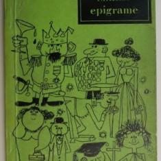 Epigrame – Cincinat Pavelescu