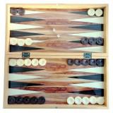 Joc Table din Lemn Lacuit, 50 x 50 cm