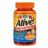 Alive Multivitamin For Children 90jel Nature's Way Secom Cod: seco00436