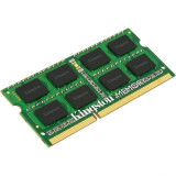 Memorie RAM notebook Kingston, SODIMM, DDR3, 4GB, 1333MHz, CL9,