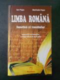 ION POPA - LIMBA ROMANA FONETICA SI VOCABULAR