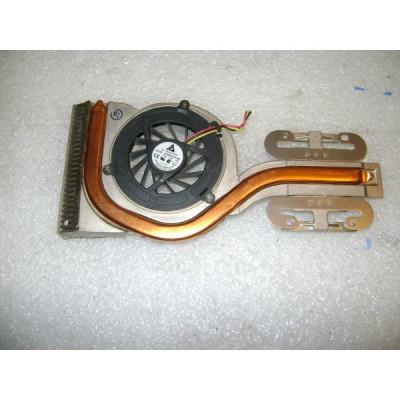 Cooler - ventilator , heatsink - radiator laptop Sony Vaio VGN-N38Z foto