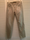 Jeans dama CALVIN KLEIN, W31 2+1 gratis, 31, Lungi, Gri