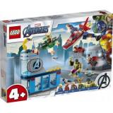 Lego Super Heroes - Avengers Wrath of Loki (76152)