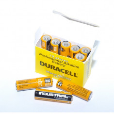 Baterie Professional DURACELL industrial R6 AA 10buc/set