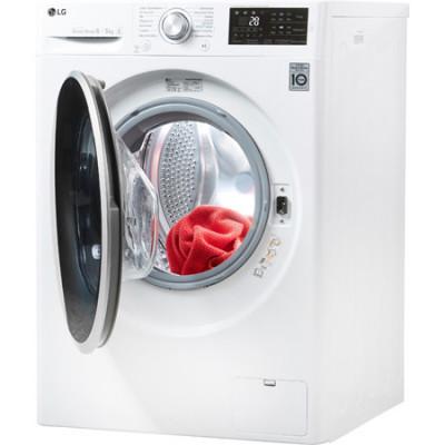 Mașină de spălat cu uscator LG seria 5 F14WD85TN1 foto