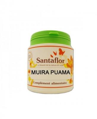 Muira Puama pudra 100 grame foto